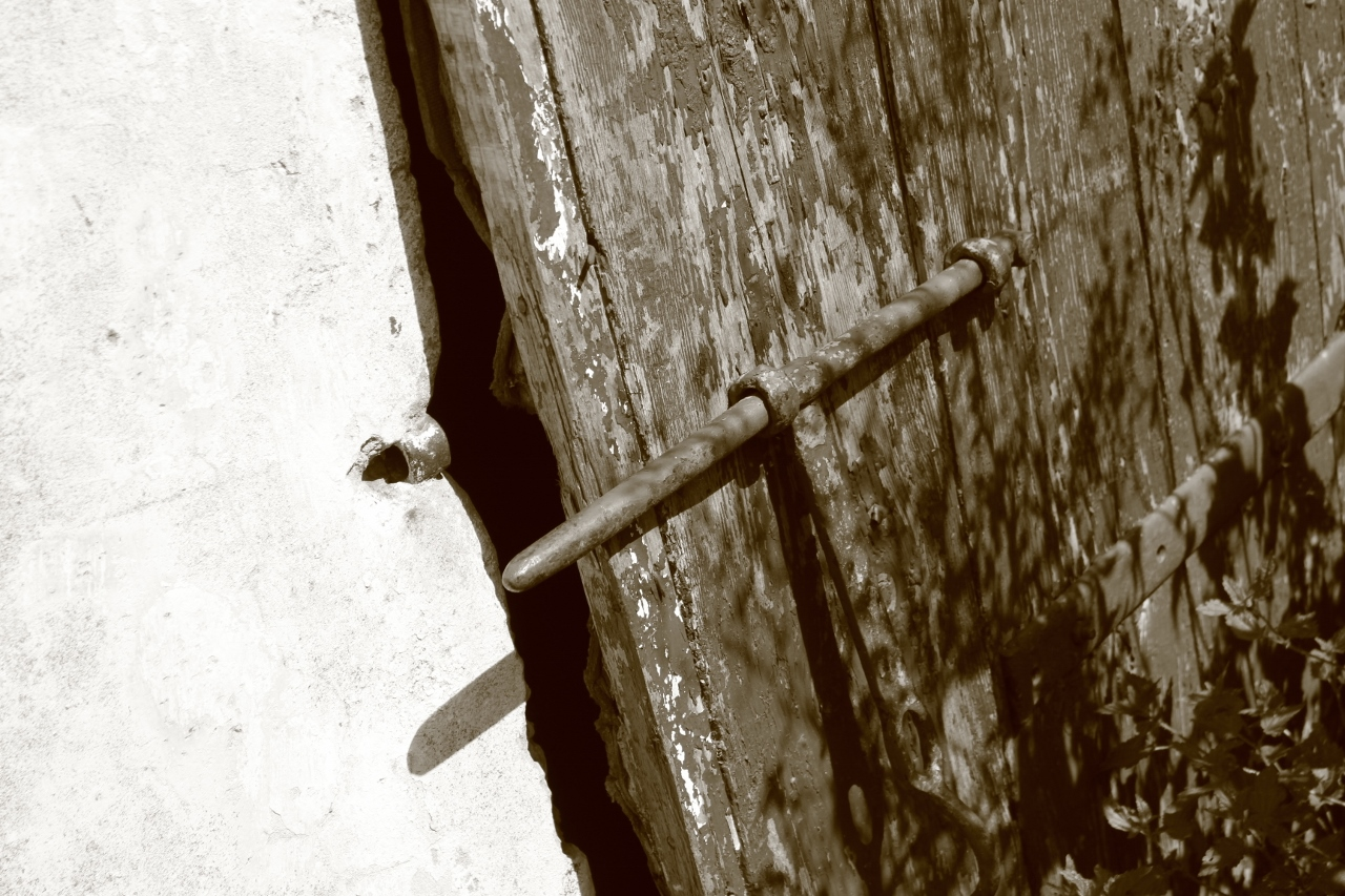 drzwi do innego świata